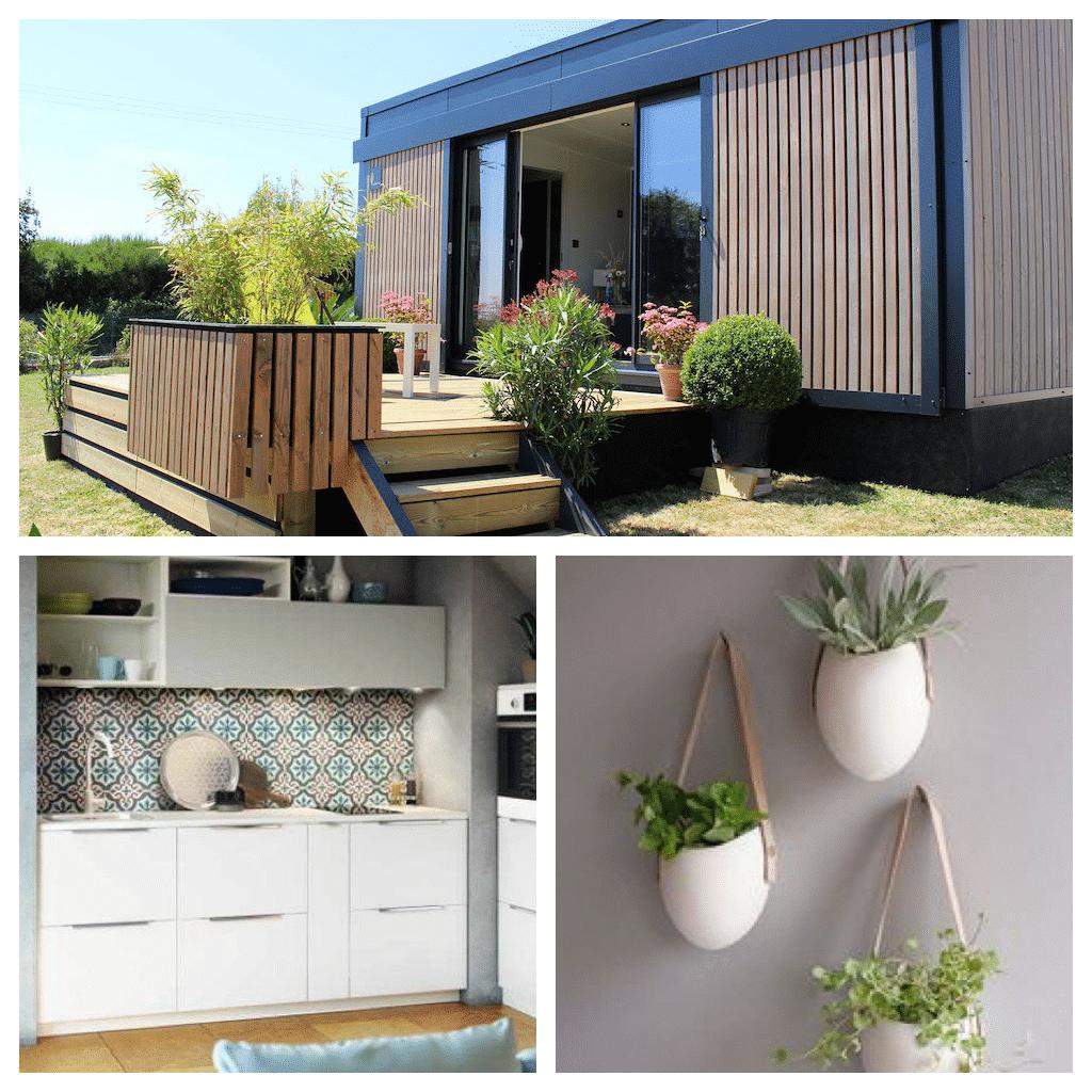un studio pr t louer poser dans votre jardin. Black Bedroom Furniture Sets. Home Design Ideas