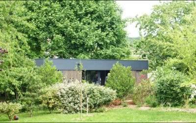 Agrandir sa maison, le studio de jardin répond à bien des exigences !