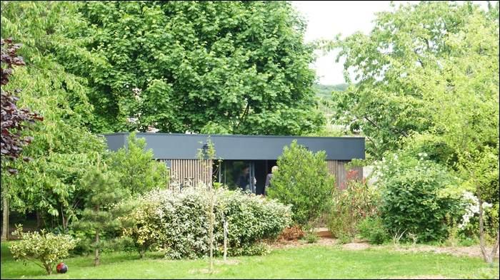 le studio de jardin r pond la question de l 39 extension my. Black Bedroom Furniture Sets. Home Design Ideas