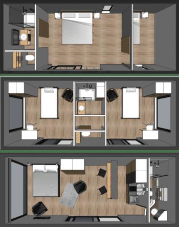 grand studio 30m2