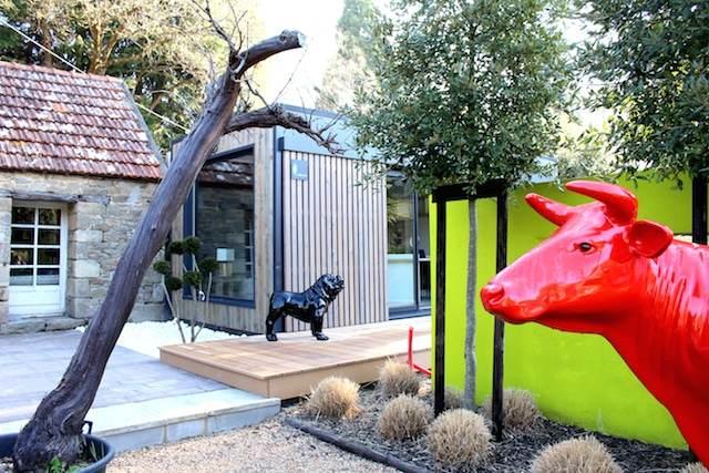 Loft de jardin design