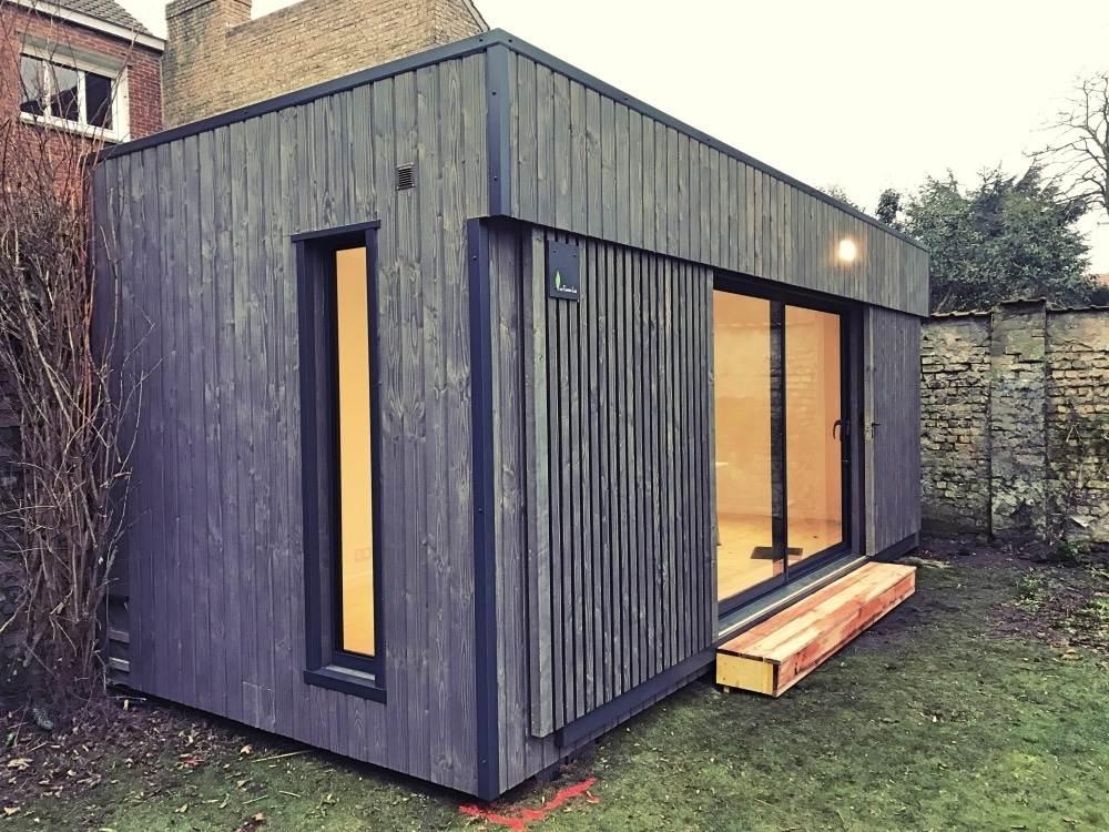 Studio de jardin en bois dunkerque
