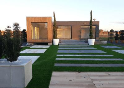 r alisations modules ossature bois my garden loft. Black Bedroom Furniture Sets. Home Design Ideas