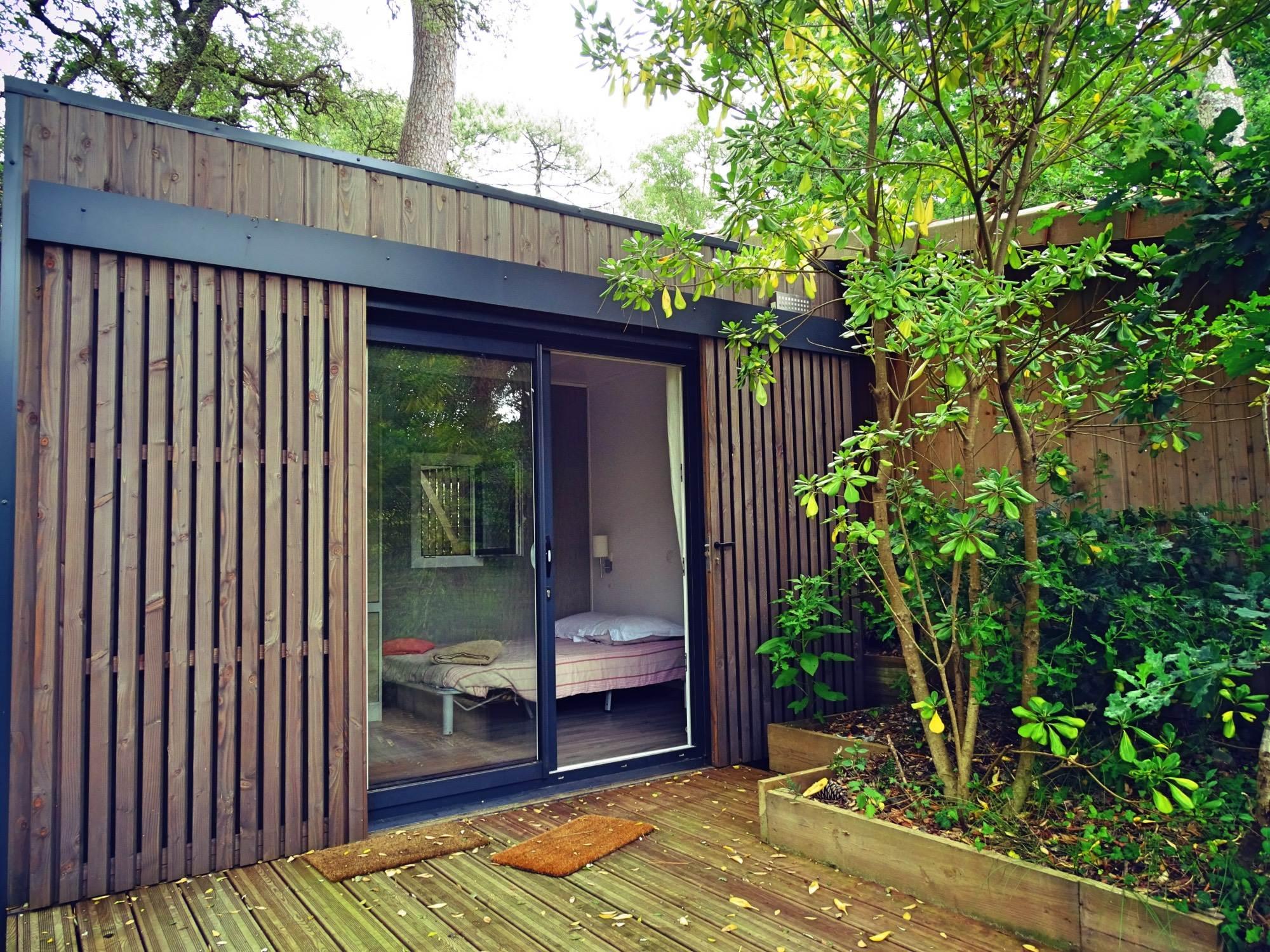 extension en bois 1 my garden loft. Black Bedroom Furniture Sets. Home Design Ideas
