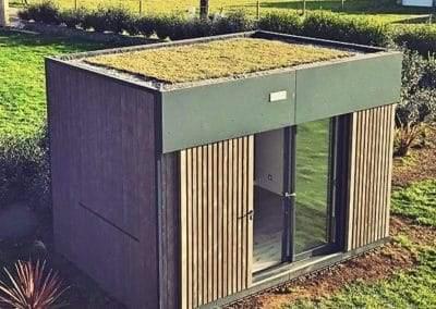 MiniLoft avec sa toiture végétalisée – Pointe du raz (29)