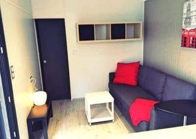 Studio d'étudiant bois sur-mesure – centre ville de Rennes