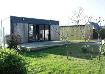 Bureau de jardin – Merlevenez – Morbihan