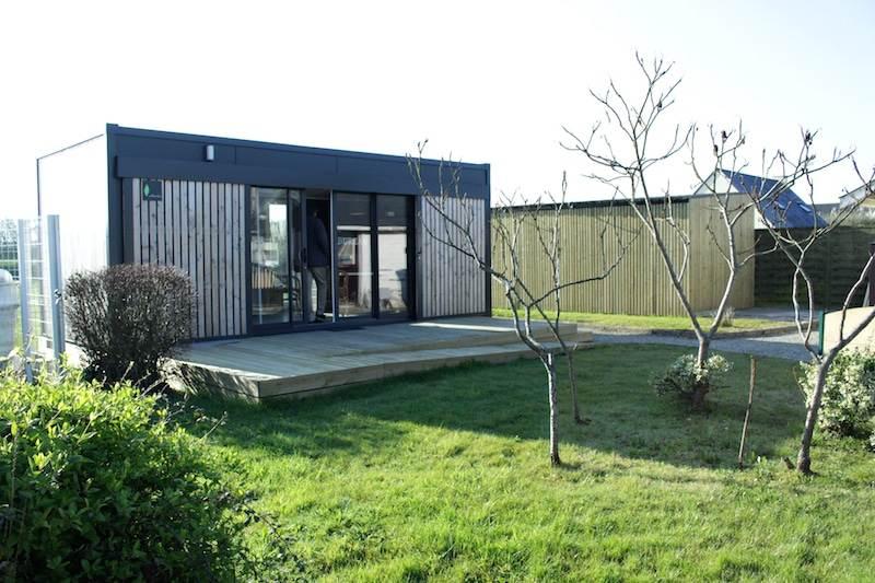 Studio de jardin extérieur design 3