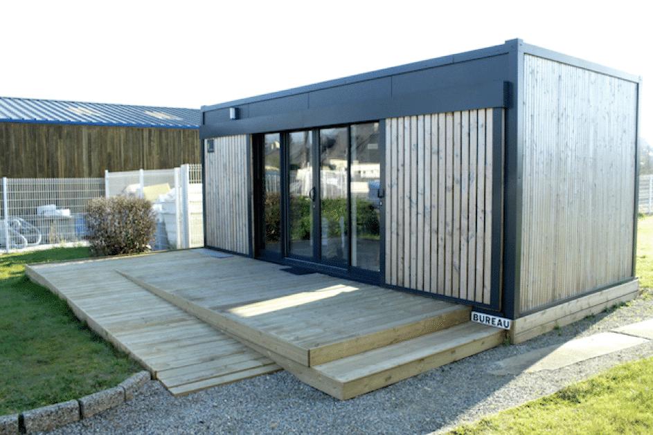 Studio de jardin extérieur design