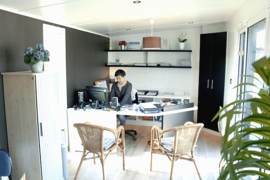 Studios et bureaux de jardin 3