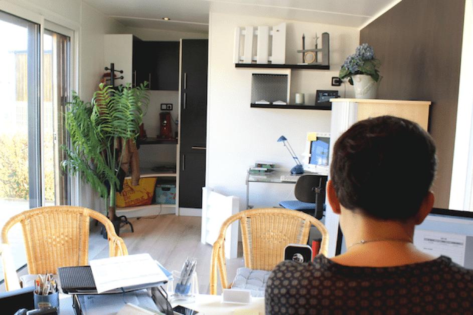 Studios et bureaux de jardin 2
