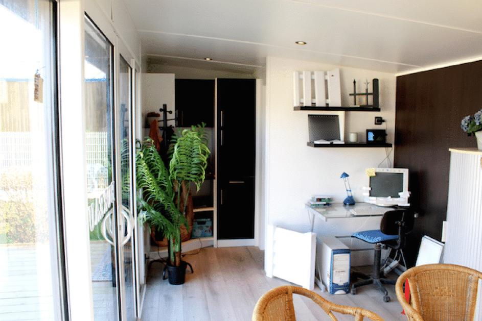 Studios et bureaux de jardin