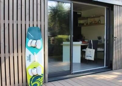 Un bureau à domicile pour une décoratrice d'intérieur – Pleuven