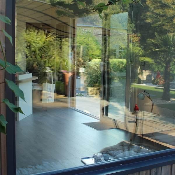 Un bureau de jardin sur mesure 3