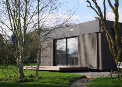 Studio de jardin 20m2 en bois